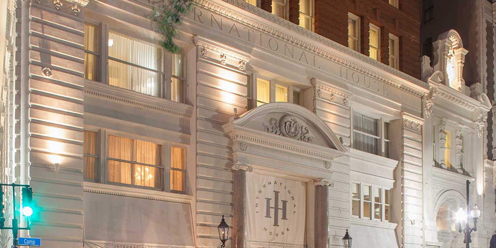 Boutique new orleans hotel international house hotel for International housse